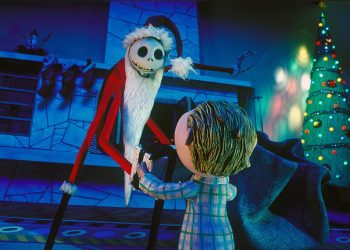 nightmare before christmas better when high