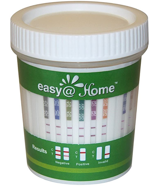 Easy@Home Drug Test Cup