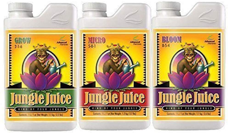 Advanced Nutrients Jungle Juice Fertilizer Combination