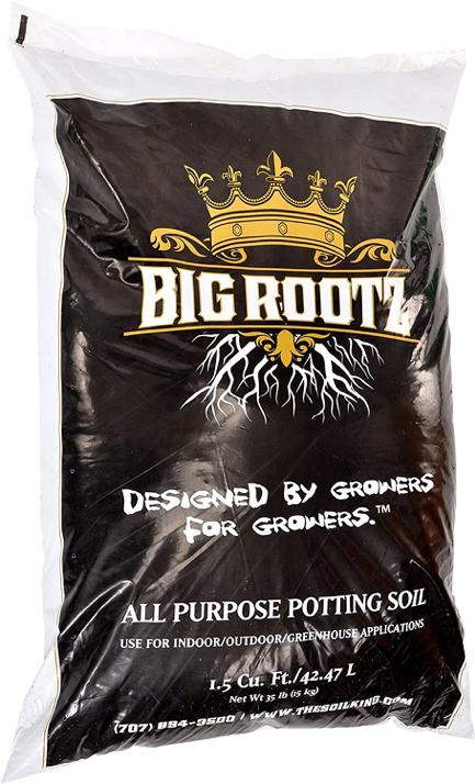 Big Rootz All Purpose Soil