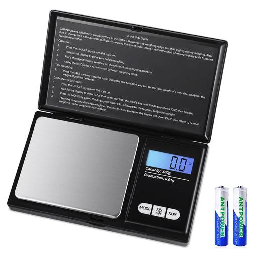 HUYVMAY Digital Pocket Scale