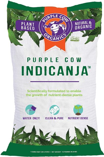 Purple Cow IndiCanja Soil